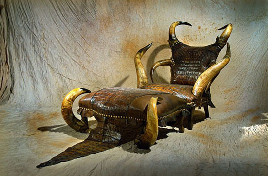 One Of A Kind Rare Animal Furniture By, One Of A Kind Furniture